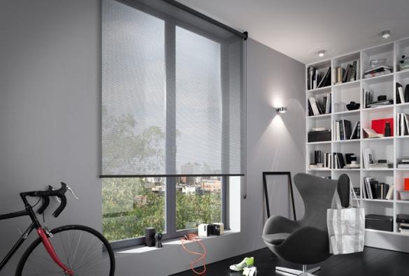 Voorkeur Raamdecoraties - Mebra Zonwering PL52